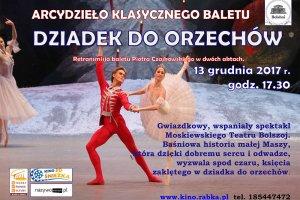 """Baletowe arcydzieło w """"Śnieżce"""""""