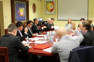 XXXVIII Sesja Rady Miejskiej w Rabce - Zdroju