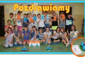 Uczniowie SP nr 2  zdobyli najwyższą nagrodę w