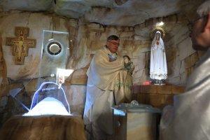 Najświętszy Sakrament w Kaplicy Adoracji