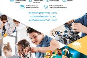 Wakacyjne zajęcia z robotyką i MATCRAFTEM!