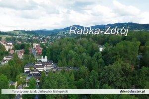 Rabka-Zdrój na Turystycznym Szlaku Małopolskich 4