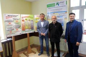 Ekologiczna wystawa w Urzędzie Miejskim