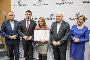 """""""Zaangażowana Szkoła"""" w Rabce-Zdroju"""