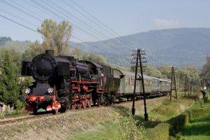 Wakacyjne pociągi retro do Mszany Dolnej (lipiec) 1