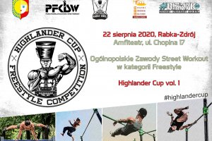 Street Workout Highlander Cup - Freestyle Competit