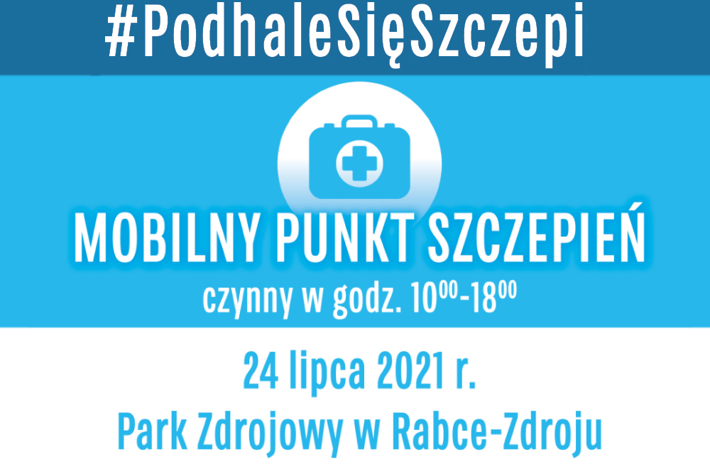 #PodhaleSięSzczepi