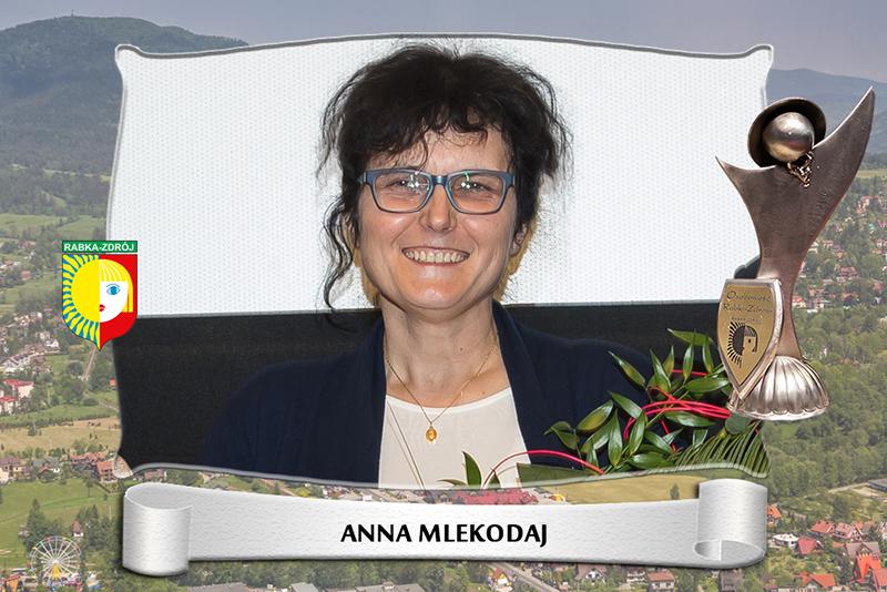Anna Mlekodaj