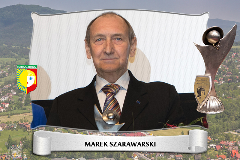 Marek Szarawarski
